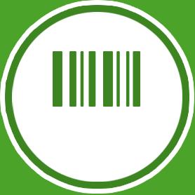 バーコード作成機能アイコン