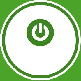 オフラインモード機能アイコン