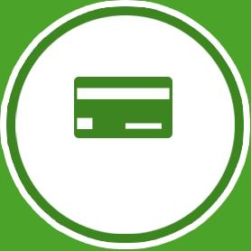 クレジット連携機能アイコン