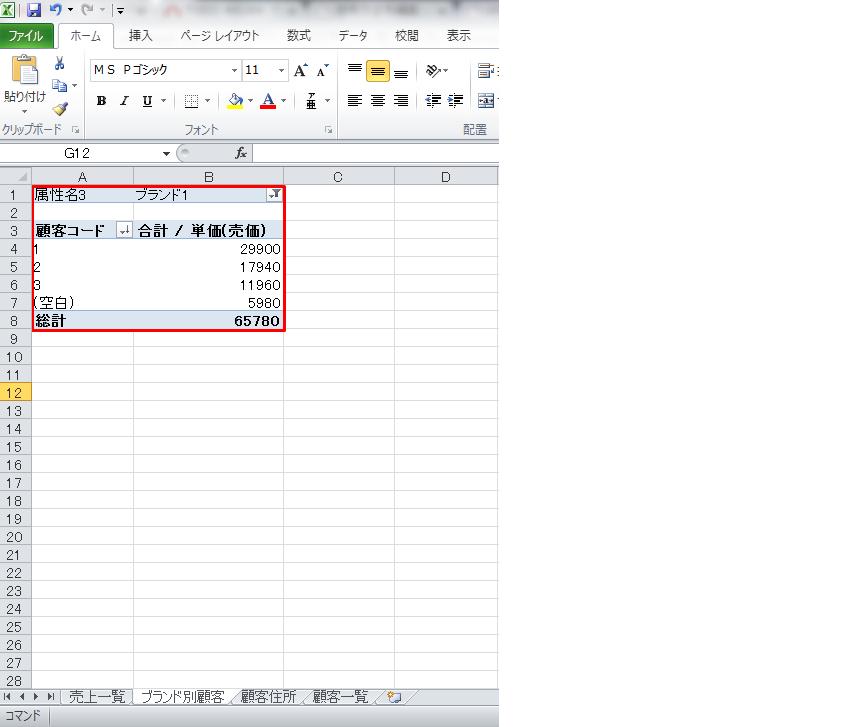 売上一覧用サンプルデータ加工2